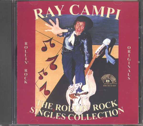 The Rollin' Rock Singles Collection (CD)