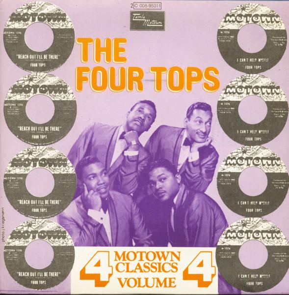 Motown Classics Vol.4 (7inch, 45rpm, PS)