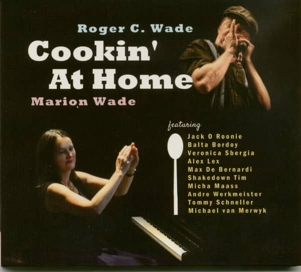 Cookin' At Home (CD)