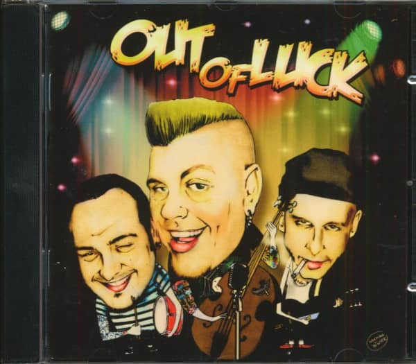 Out Of Luck (CD)