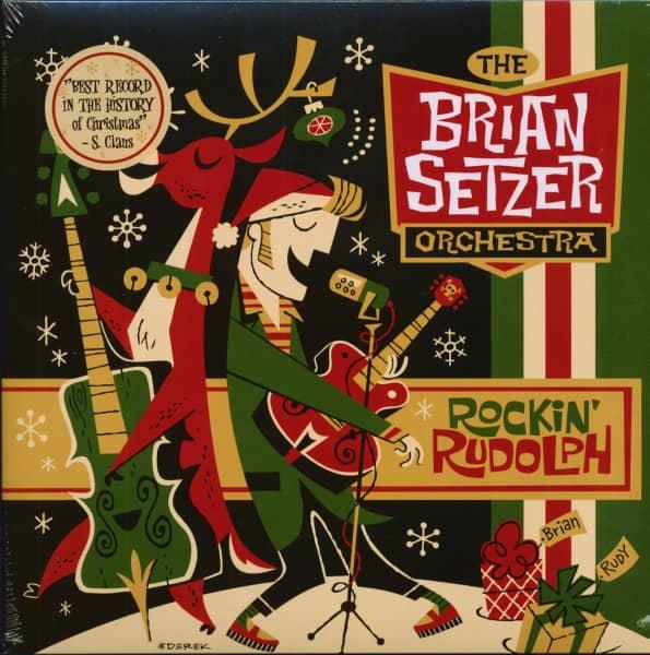 Rockin' Rudolph (LP)