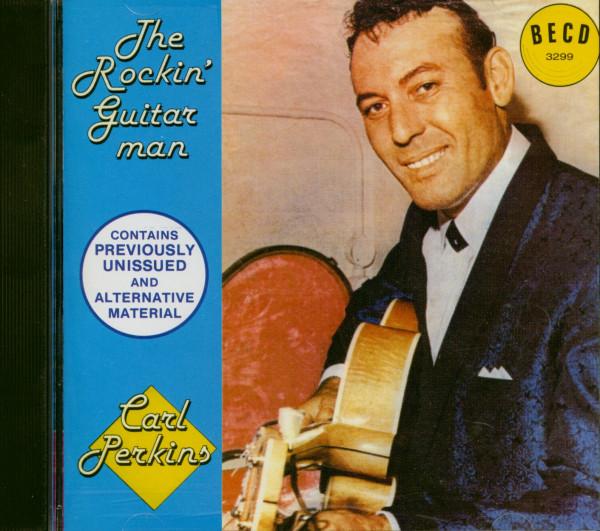 The Rocking Guitar Man