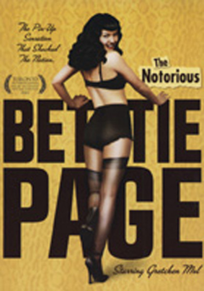 The Notorious Betty Page (HBO Movie)