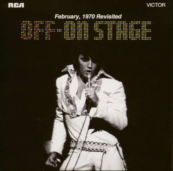 Off-On Stage (CD, 7inch Deluxe Packaging)