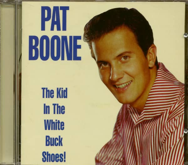 The Kid In The White Buck Shoes (CD)