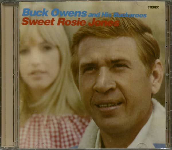 Sweet Rosie Jones (CD)