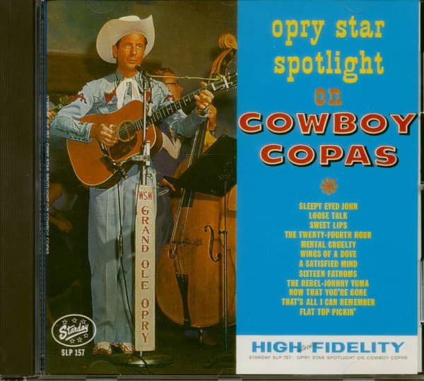 Opry Star Spotlight (CD)