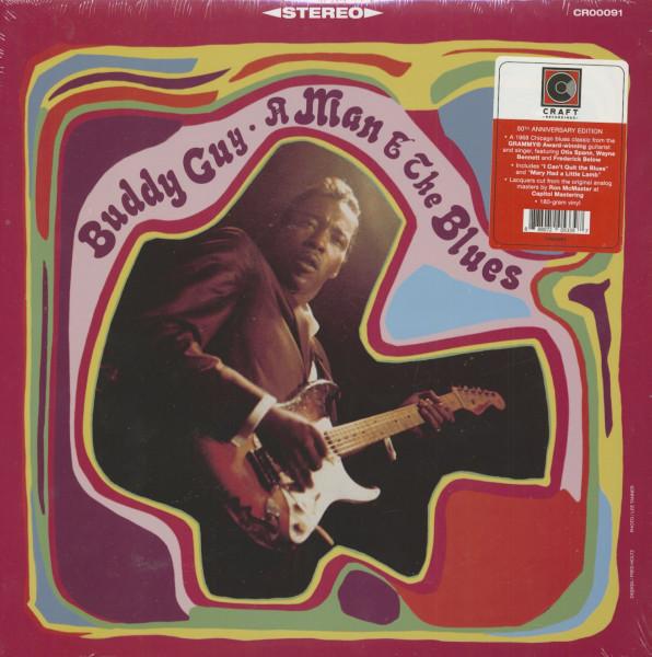 A Man And The Blues (LP, 180g Vinyl)
