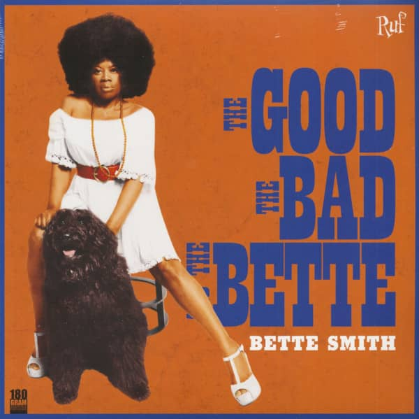 The Good, The Bad And The Bette (LP, 180g Vinyl)