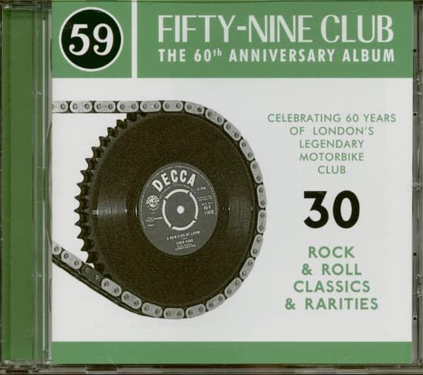 59 Club - The 60th Anniversary Album (CD)
