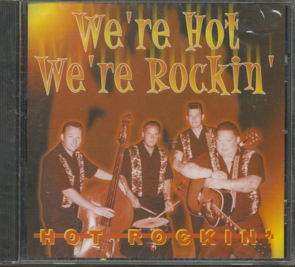 We're Hot We're Rockin' (CD)