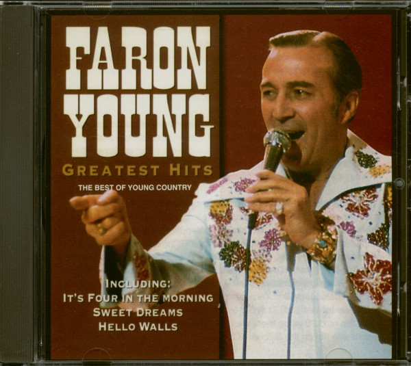 Greatest Hits - The Best Of Young Country (CD)