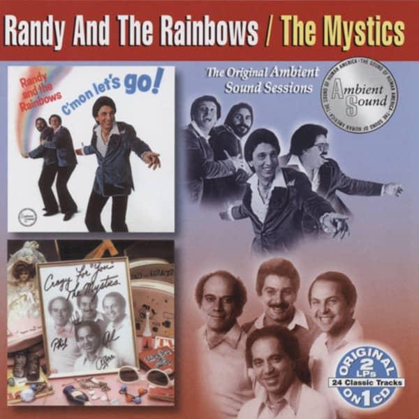 C'mon Let's Go (Randy) & Crazy For You (Mysti