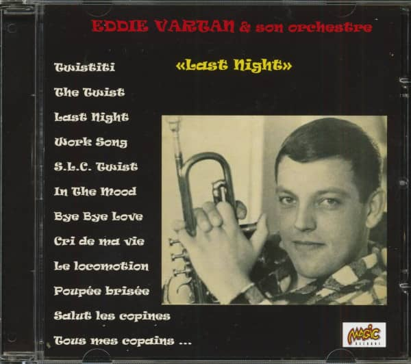 Last Night (CD)