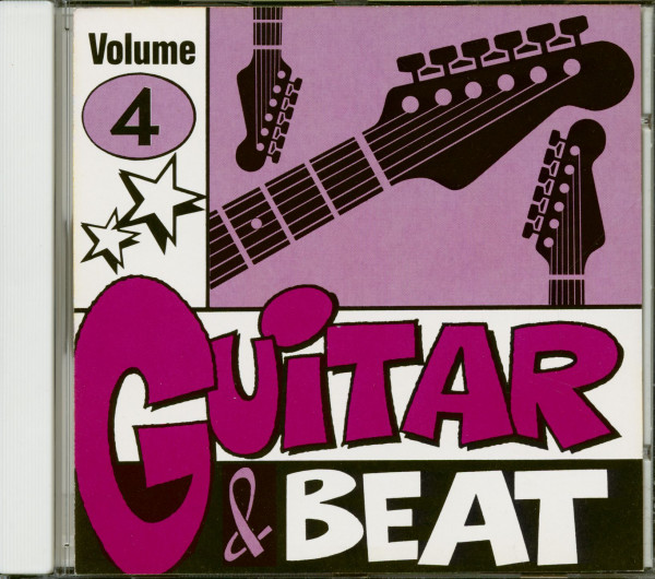 Guitar & Beat Vol.4 (CD)