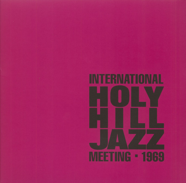 International Holy Hill Jazz Meeting - 1969 (2-LP)