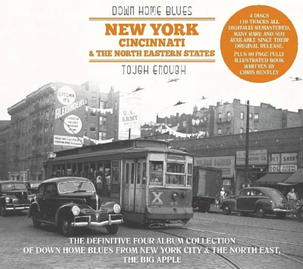 Down Home Blues New York (4-CD)