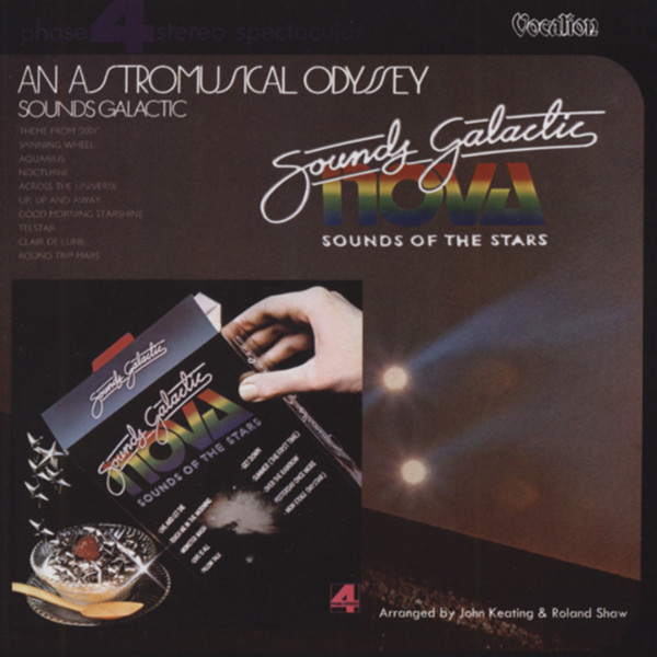 Astromusical Odyssey - Sounds Of...(1971 - 1974)