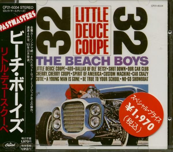 Little Deuce Coupe (CD Japan)