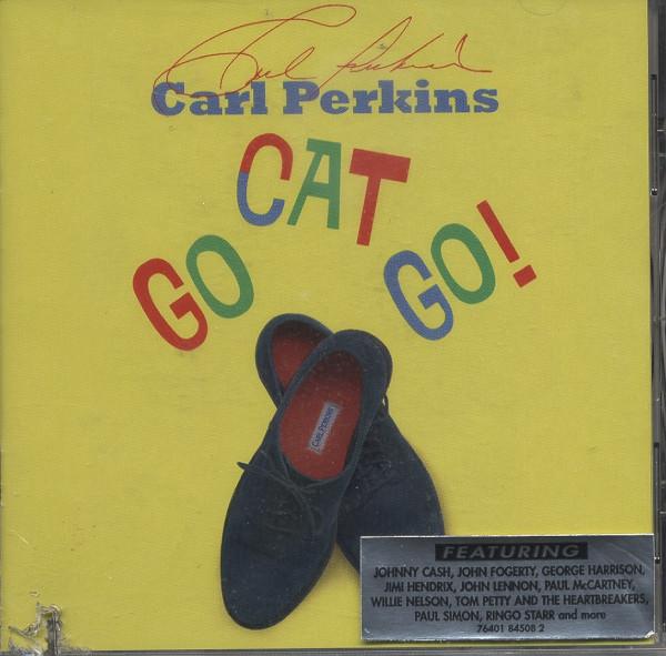 Go Cat Go - Carl Perkins And Friends (CD)