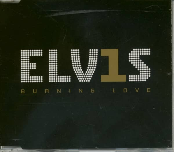 Burning Love (CD-Single)