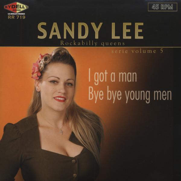 I Got A Man b-w Bye Bye Young Men