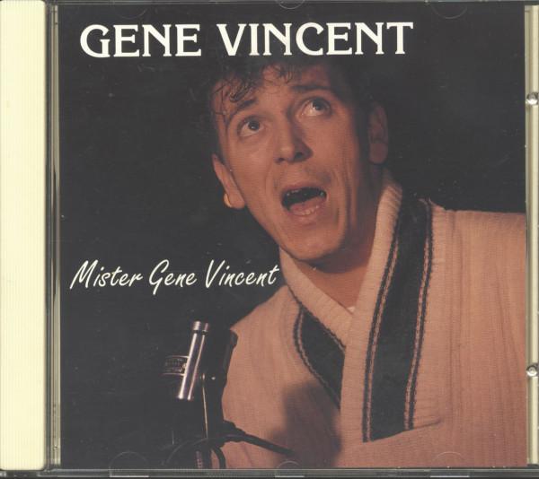 Mister Gene Vincent (CD)