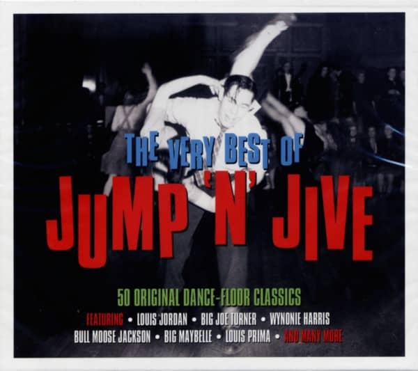 The Very Best Of Jump 'n' Jive (2-CD)