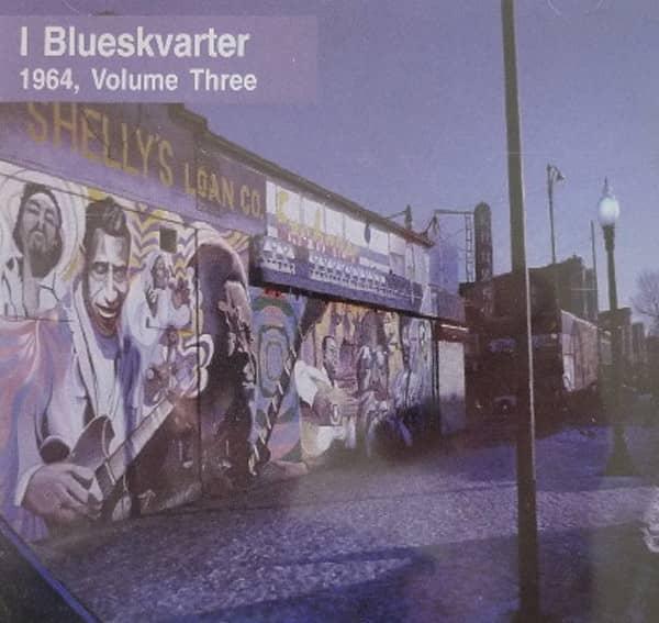 I Blueskvarter - 1964 Vol.3 (2-CD)