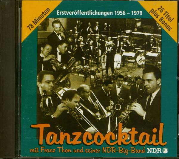 Tanzcocktail beim NDR mit Franz Thon (CD)