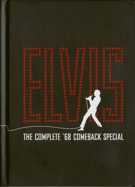 The Complete '68 Comeback Special (4-CD-Book)
