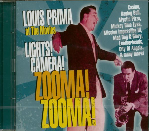 Lights! Camera! Zooma! Zooma! (CD)