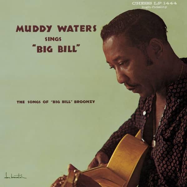 Sings Big Bill