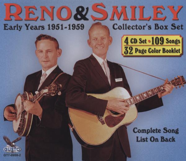 Early Years 1951-59 (4-CD)