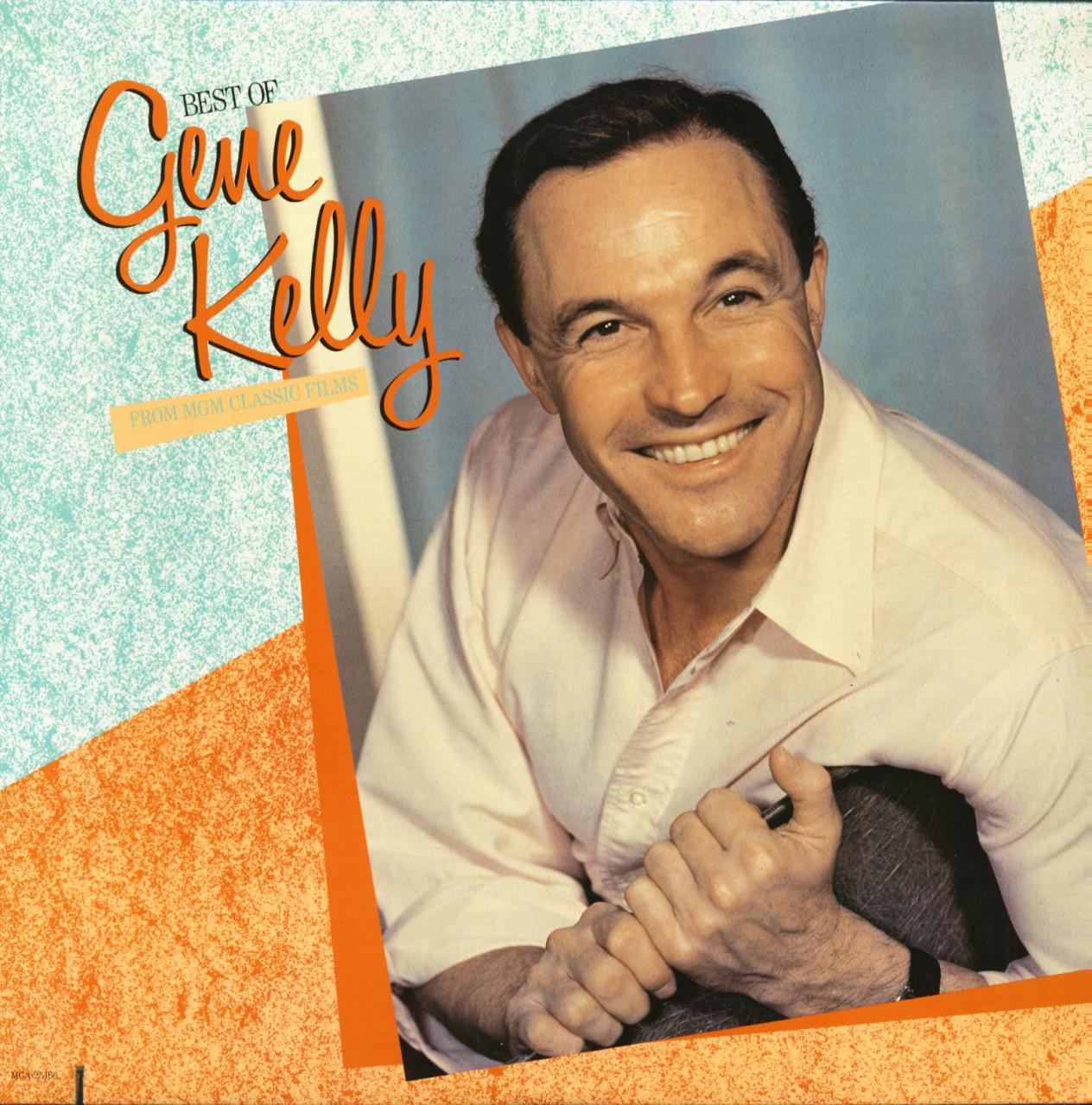 Gene Kelly - Best Of Gene Kelly From MGM Classic Films (LP)