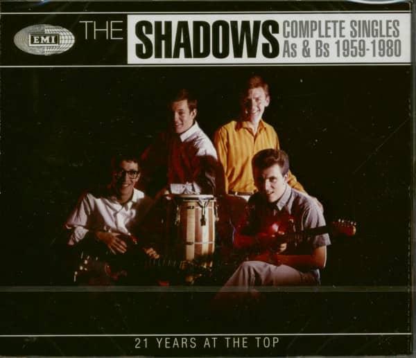 Complete Singles As & Bs 1959-1980 (4-CD)