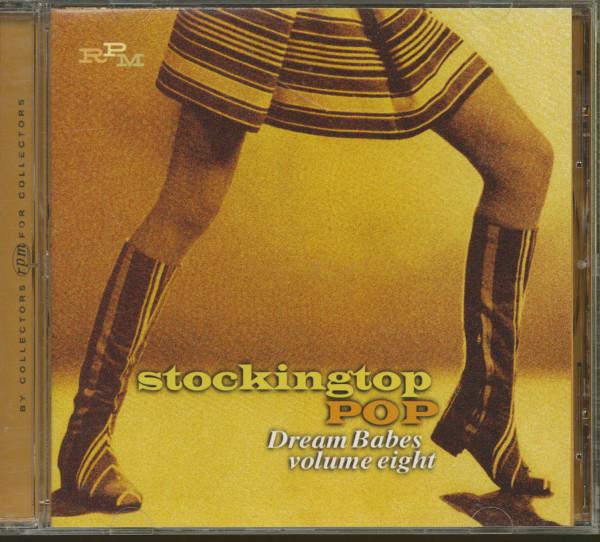 Dream Babes, Vol.8 - Stockingtop Pop (CD)