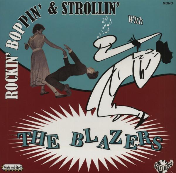 Rockin' Boppin' & Strollin' 25cm LP