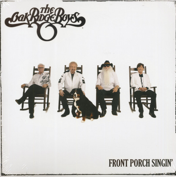 Front Porch Singin' (LP)