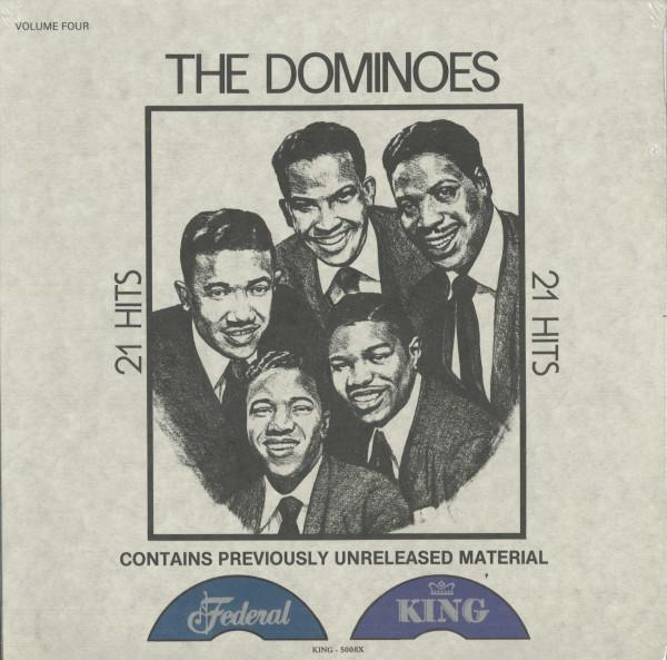 21 Hits - The Dominoes, Vol.4 (LP)