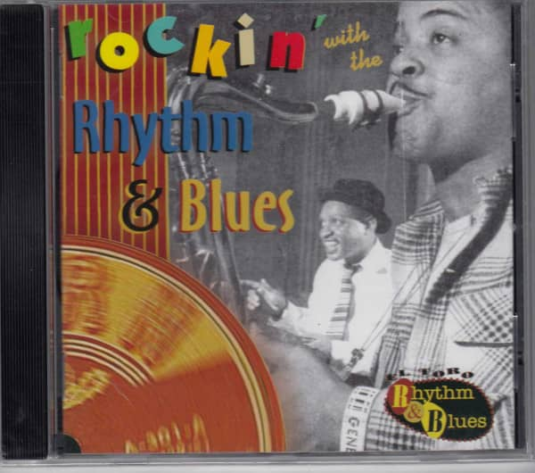 Rockin' With The Rhythm & Blues (CD)