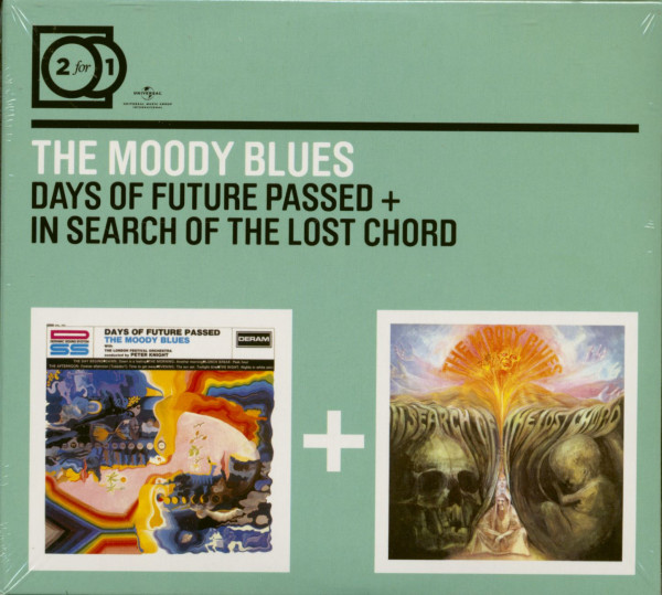 Days Of Future Passed - In Search Of The Lost Chord (2-CD)