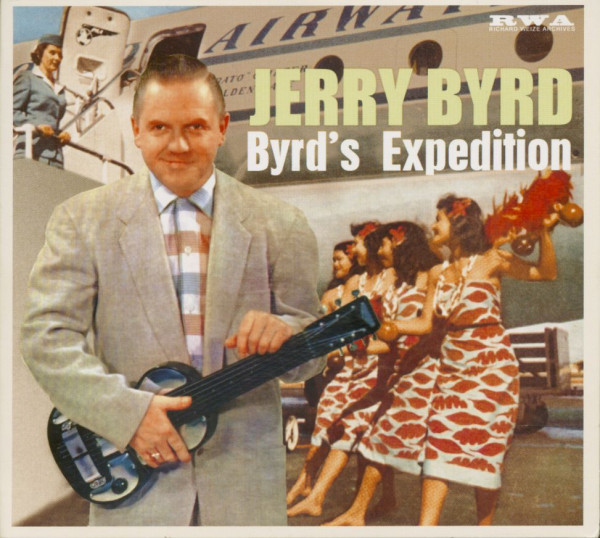 Byrd's Expedition (CD)