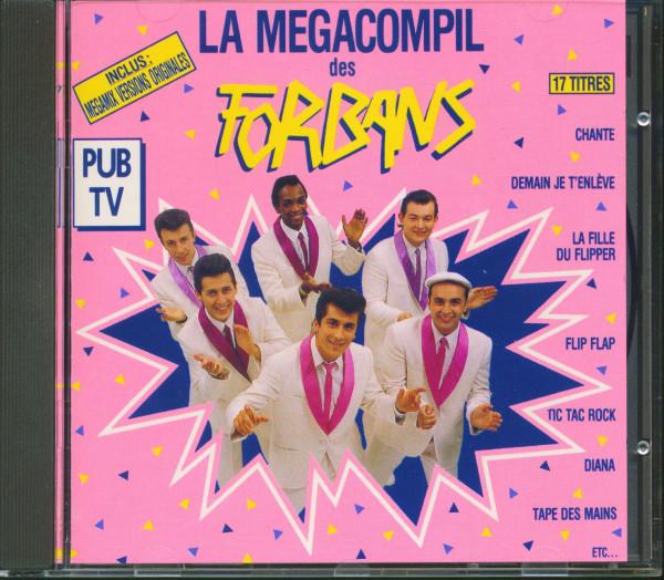 La Megacompil Des Forbans (CD)