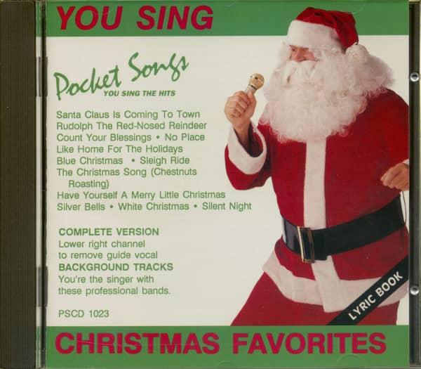 You Sing Christmas Favorites - Karaoke (CD)