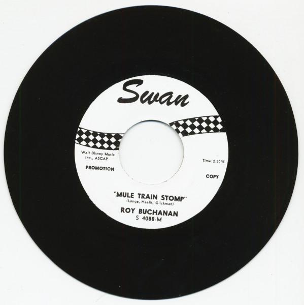Mule Train Stomp - Pretty Please (7inch, 45rpm)