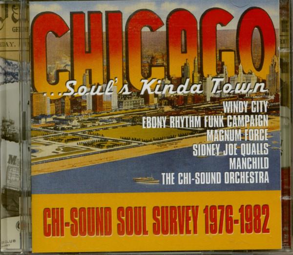 Chicago...Soul's Kinda Town (2-CD)