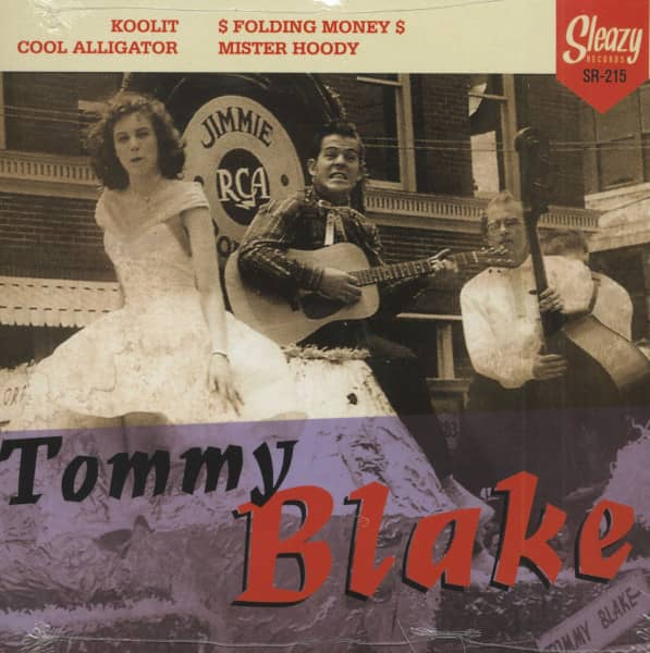 Tommy Blake (7inch, 45rpm, EP, BC, PS)