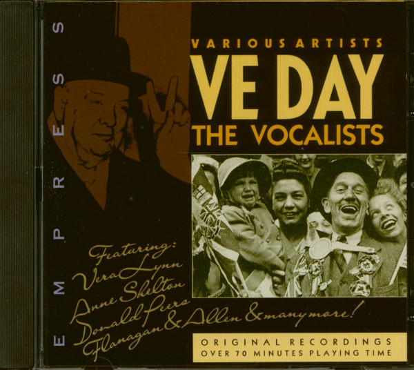 Ve Day - The Vocalists (CD)