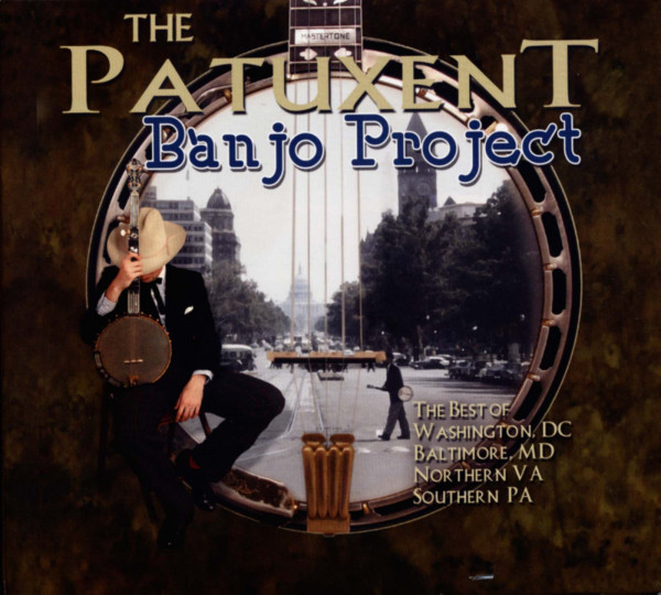 The Patuxent Banjo Project (2-CD)